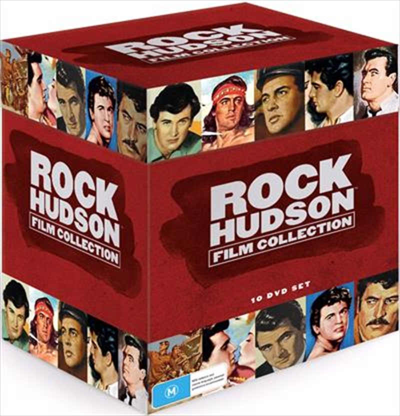 Rock Hudson | Collection | DVD
