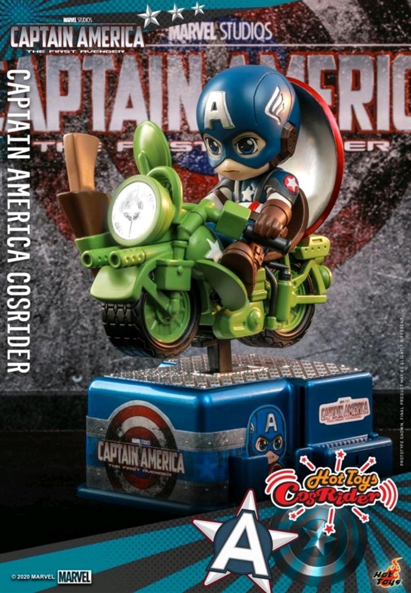 Captain America - Captain America Cosrider | Merchandise