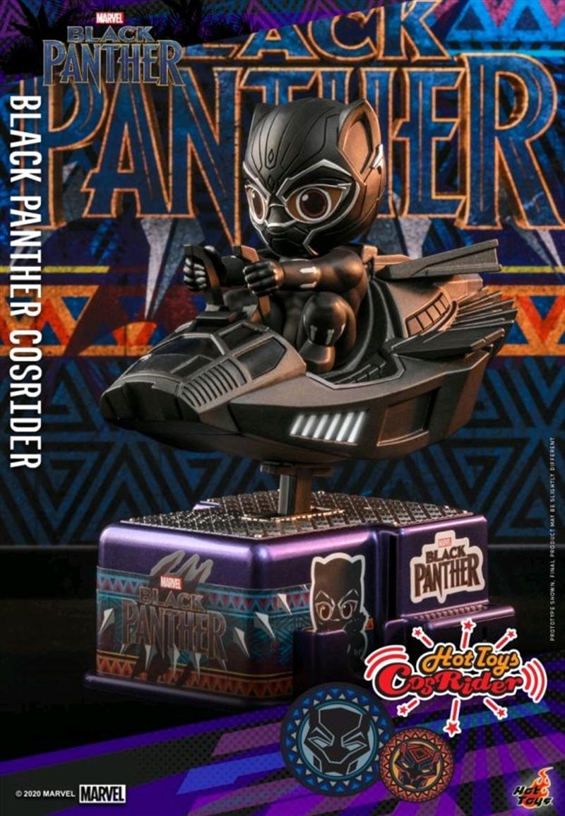 Black Panther - Black Panther Cosrider   Merchandise