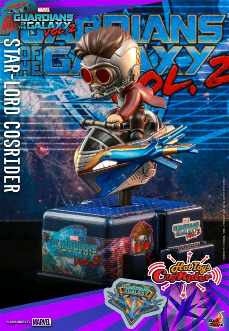 Guardians of the Galaxy: Vol. 2 - Star-Lord Cosrider | Merchandise