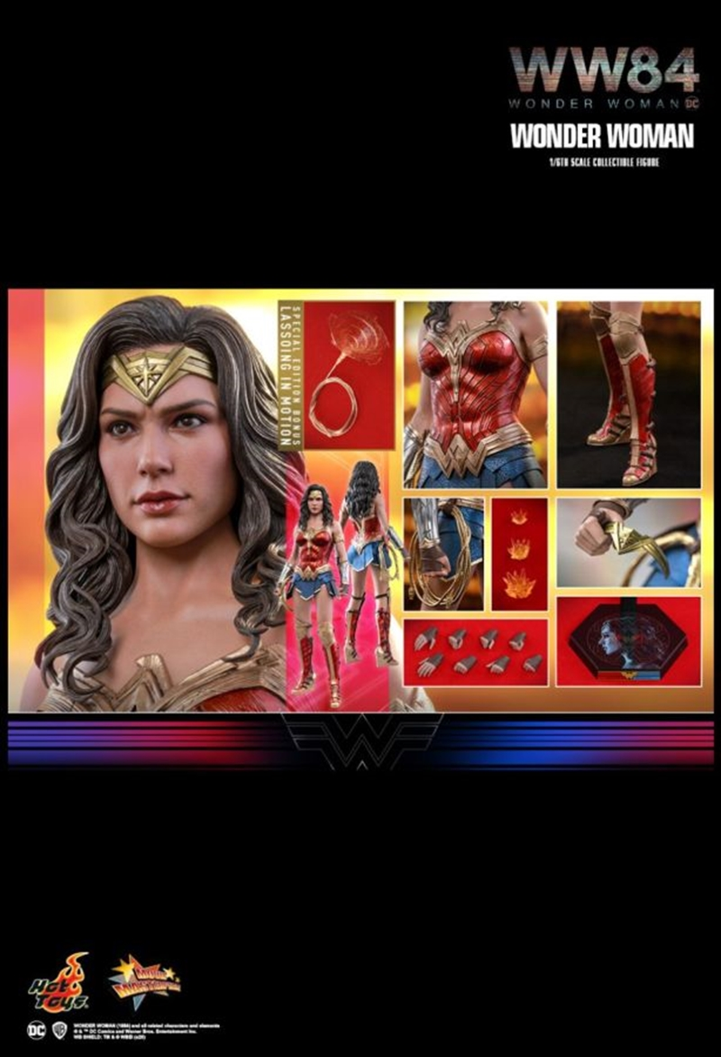 "Wonder Woman: 1984 - Wonder Woman 1:6 Scale 12"" Action Figure 