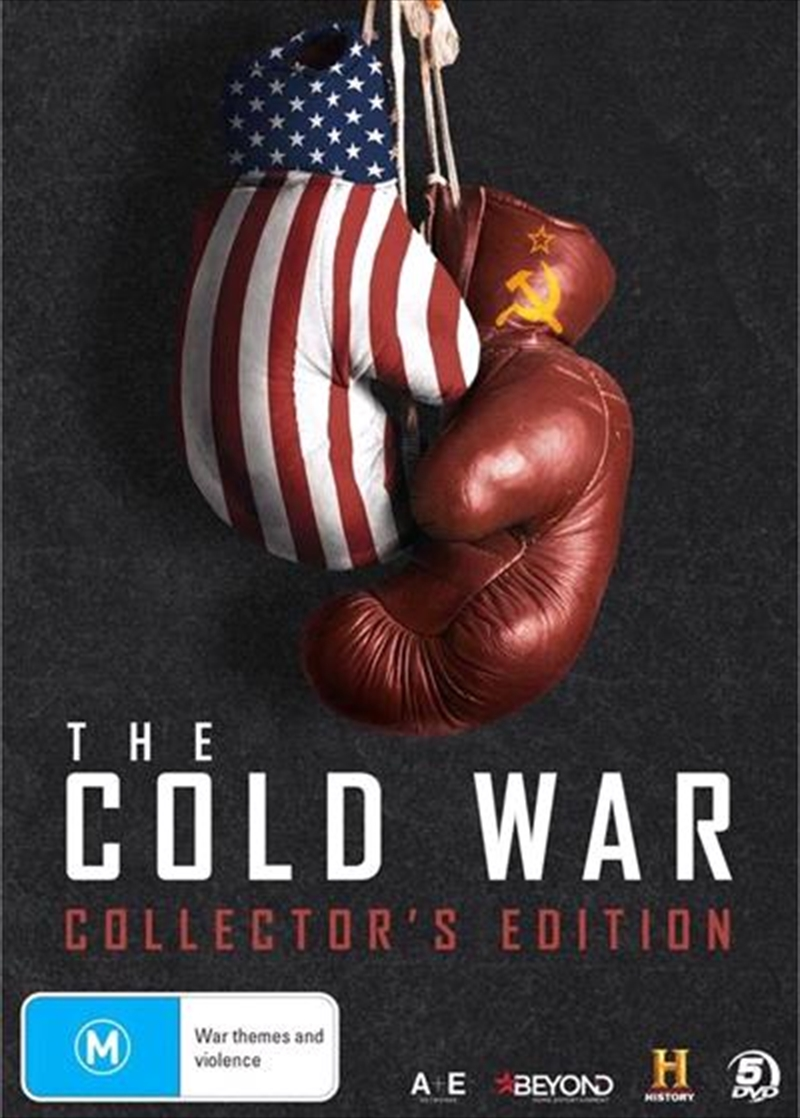Cold War   Collector's Edition, The   DVD