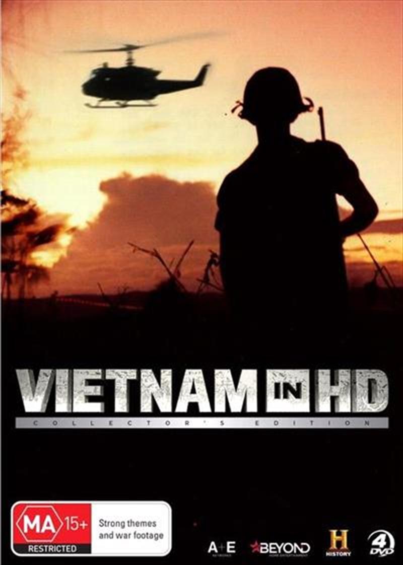 Vietnam In HD | Collector's Edition | DVD
