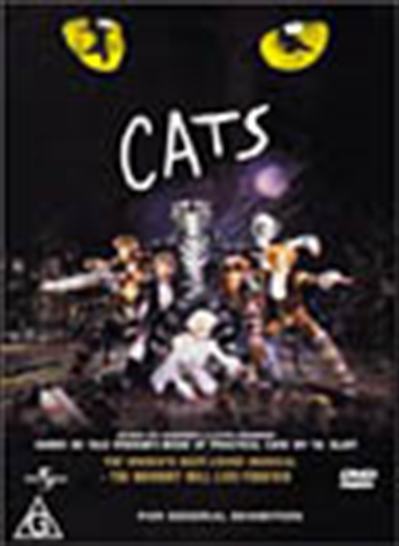 Cats | DVD