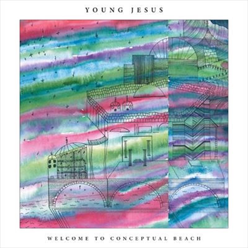 Welcome To Conceptual Beach | Vinyl