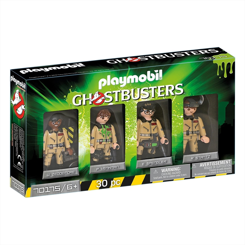 Ghostbusters Characters - Playmobil | Toy