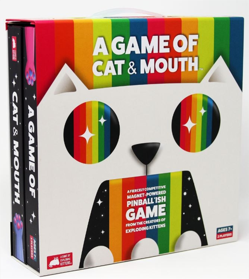 A Game Of Cat And Mouth | Merchandise