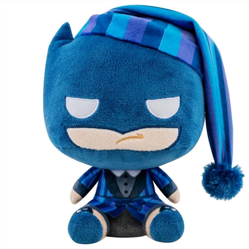 Batman - Scrooge Batman Holiday Plush | Toy