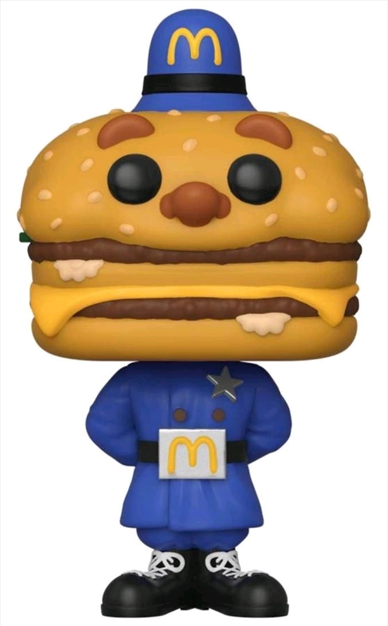 McDonalds - Officer Big Mac Pop! Vinyl | Pop Vinyl
