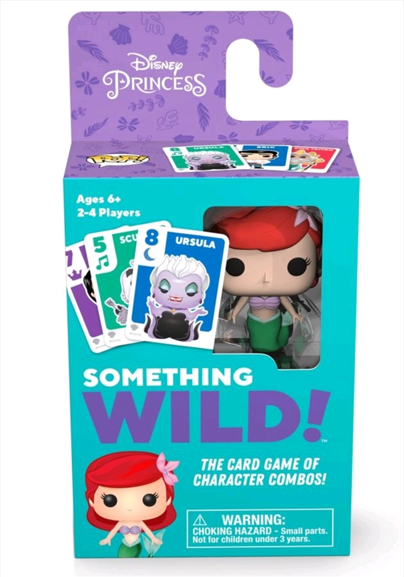 The Little Mermaid - Something Wild Card Game | Merchandise