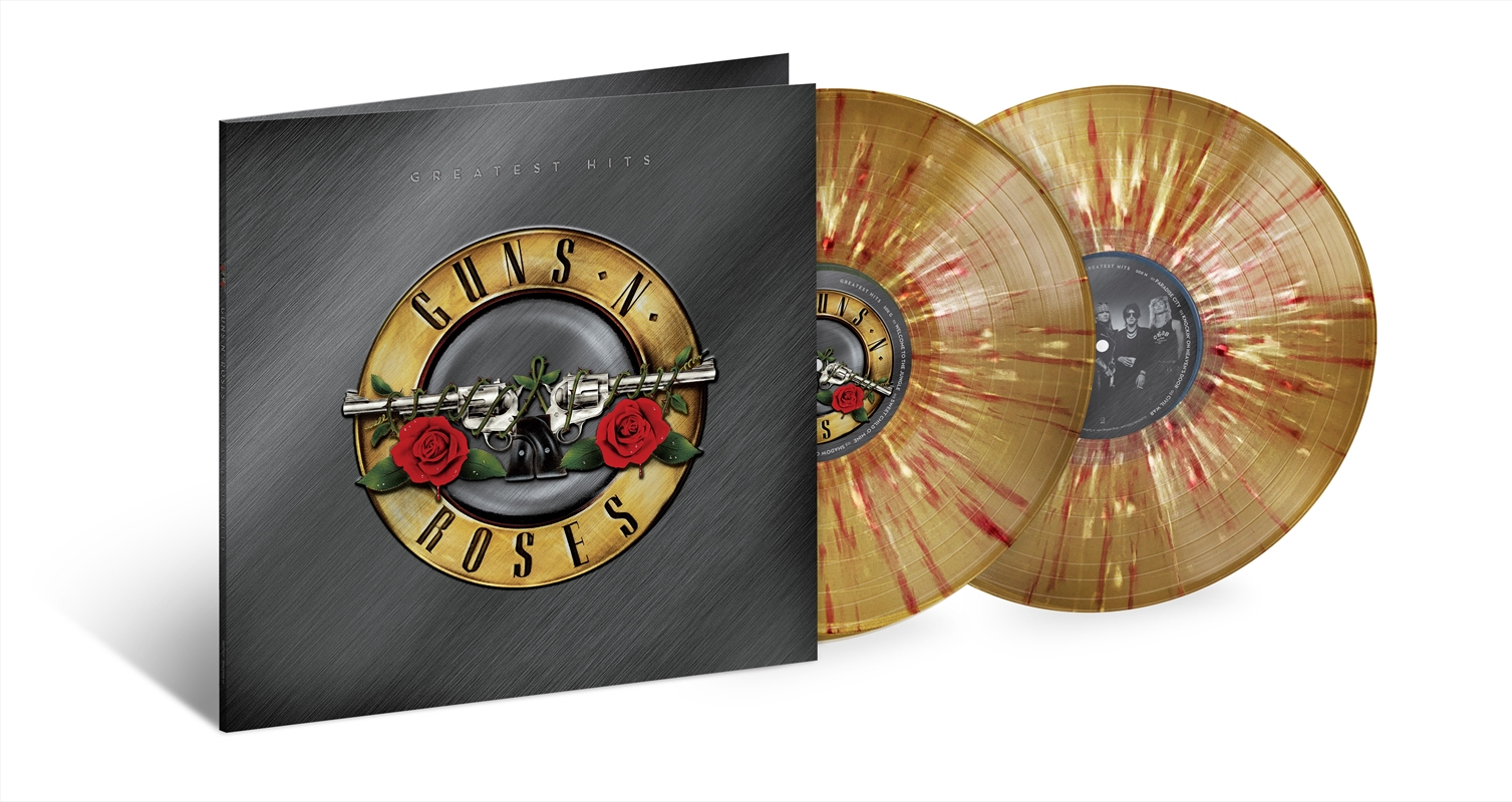 Greatest Hits - Gold With Red & White Splatter Vinyl | Vinyl