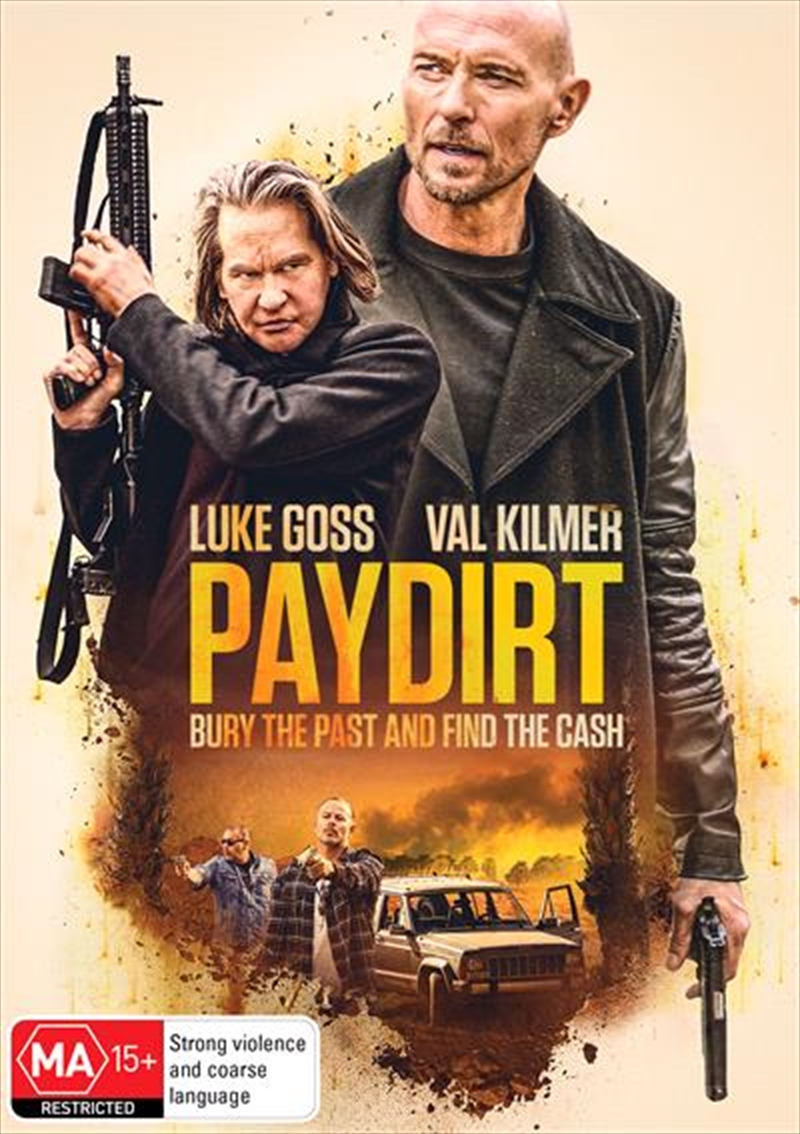 Paydirt | DVD
