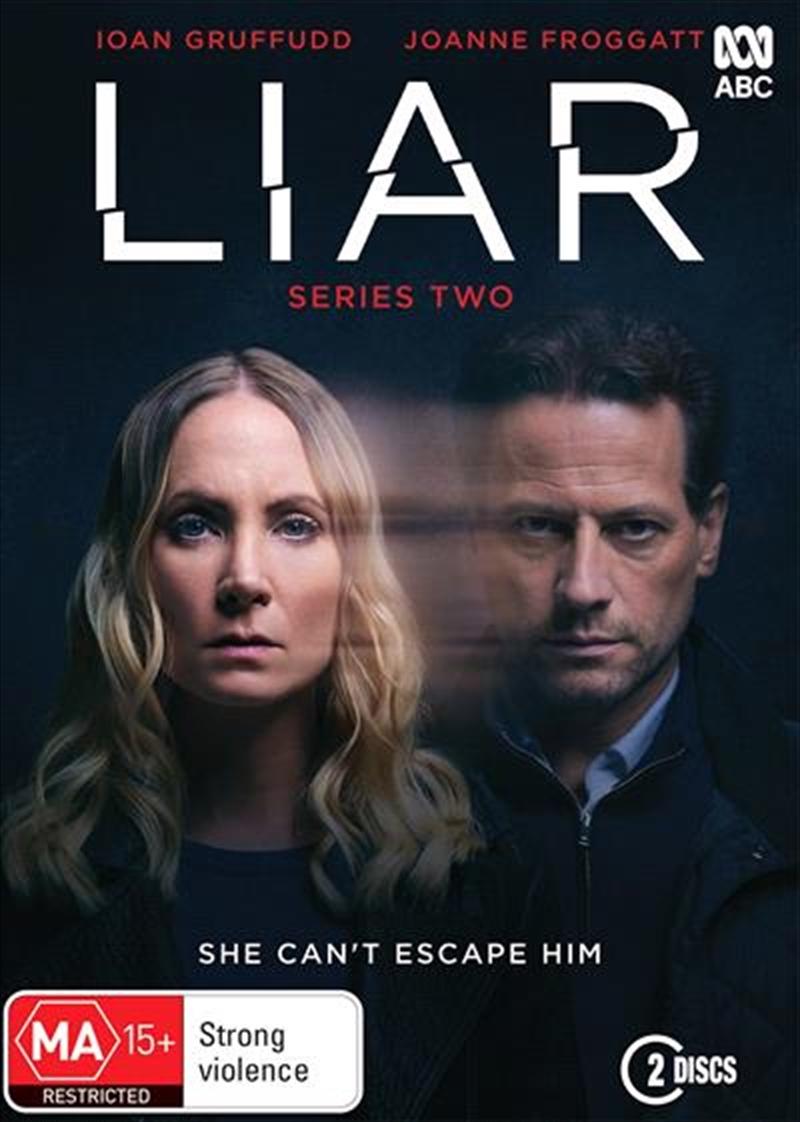 Liar - Season 2   DVD