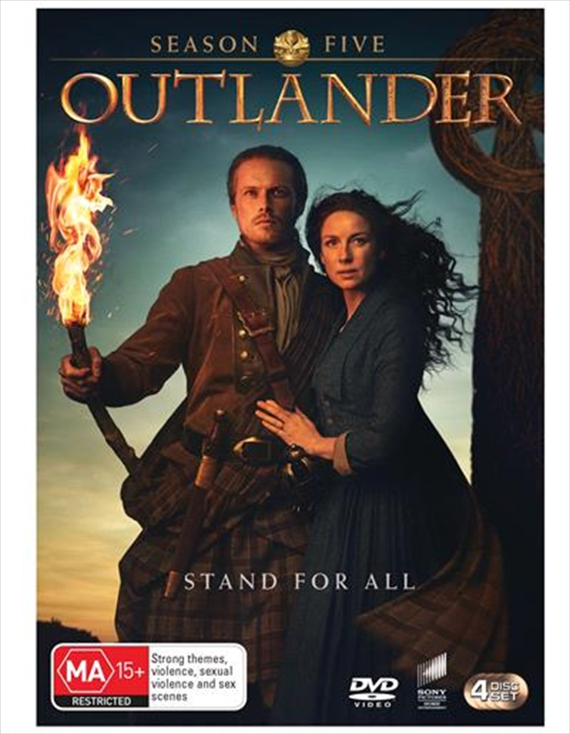 Outlander - Season 5 | DVD