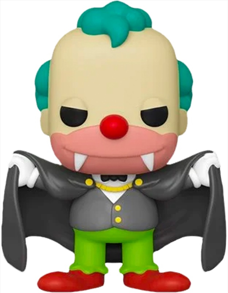 Simpsons - Vampire Krusty Pop! Vinyl | Pop Vinyl