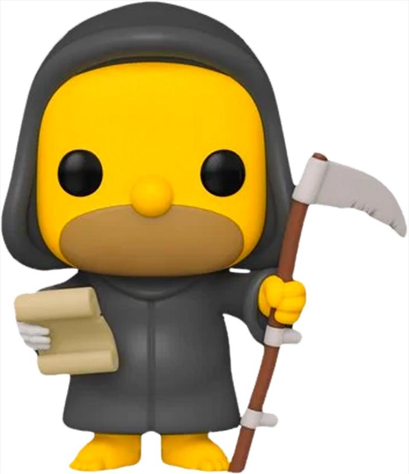 Simpsons - Grim Reaper Homer Pop! Vinyl   Pop Vinyl