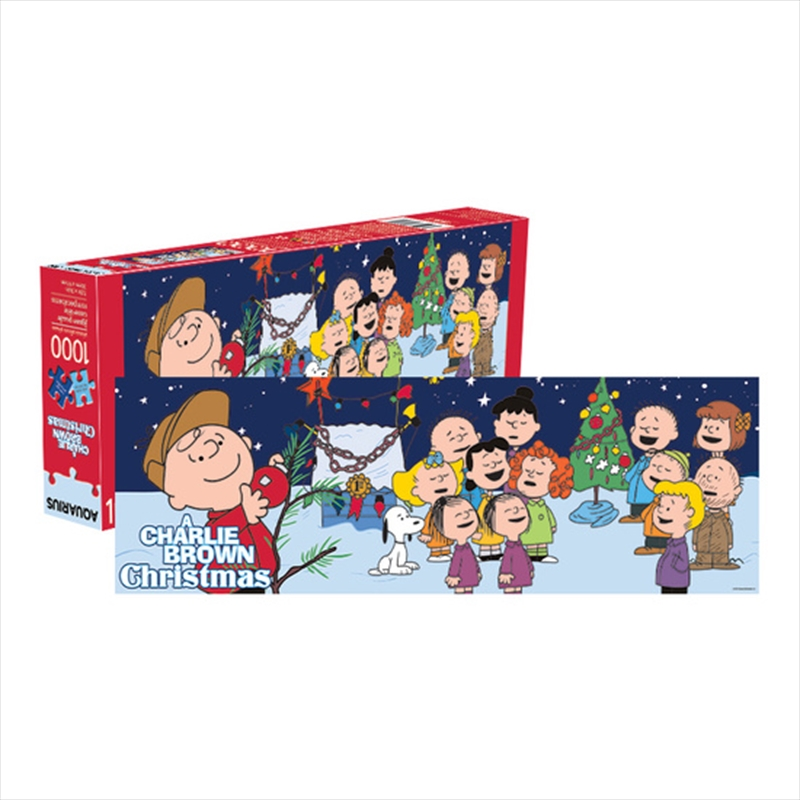 Charlie Brown Christmas 1000 Piece Puzzle | Merchandise