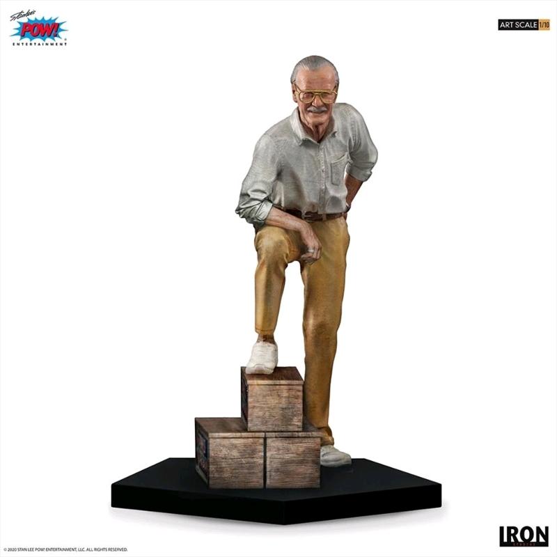 Stan Lee - 1:10 Scale Statue | Merchandise