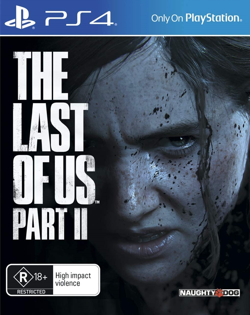 Last Of Us: Part 2   PlayStation 4