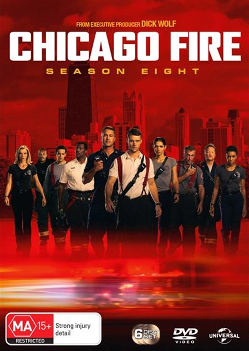 Chicago Fire - Season 8 | DVD