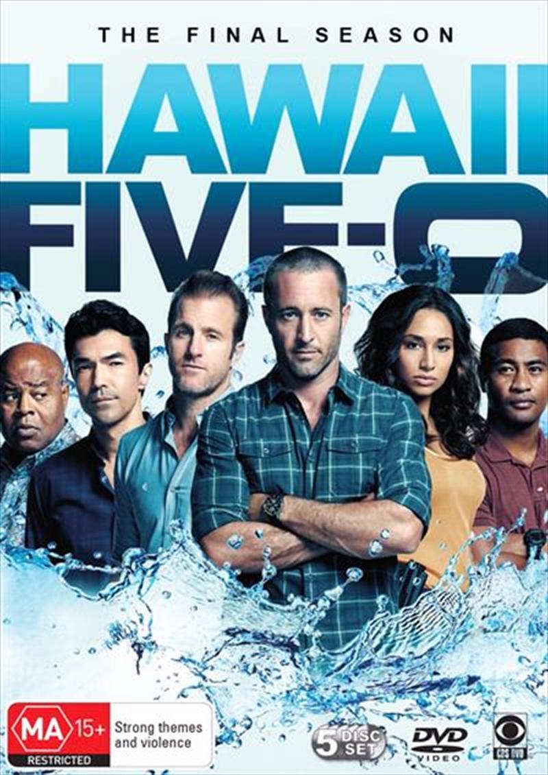 Hawaii 5-O - Season 10 | DVD