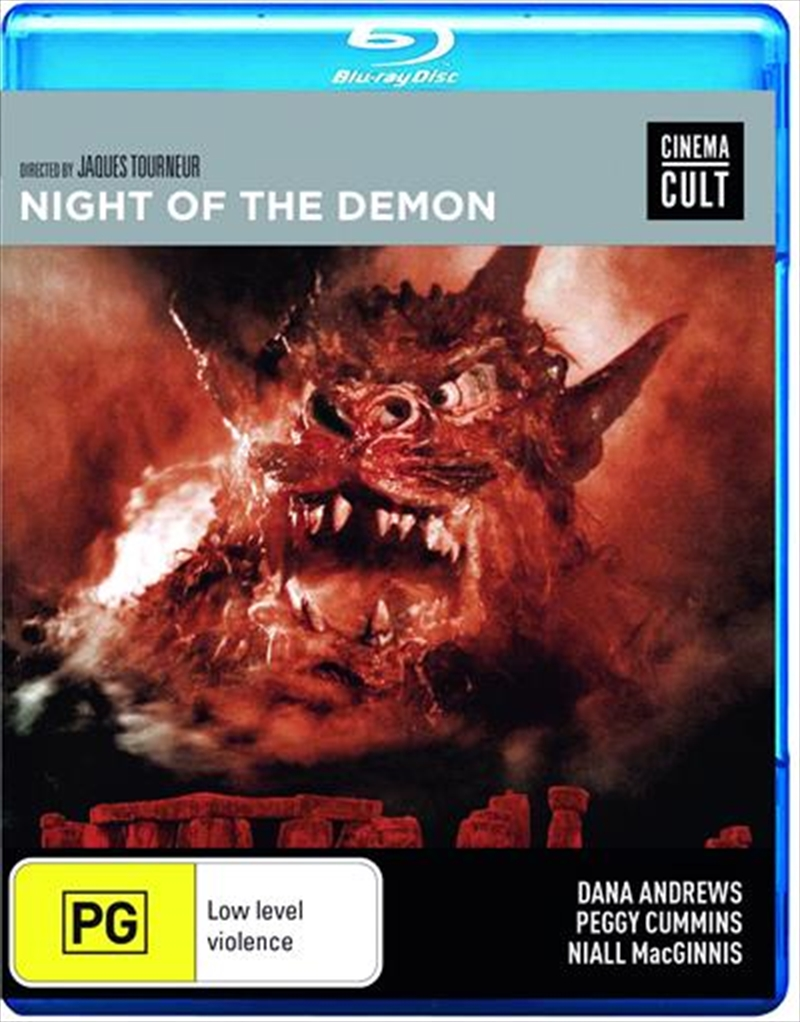Night Of The Demon | Blu-ray