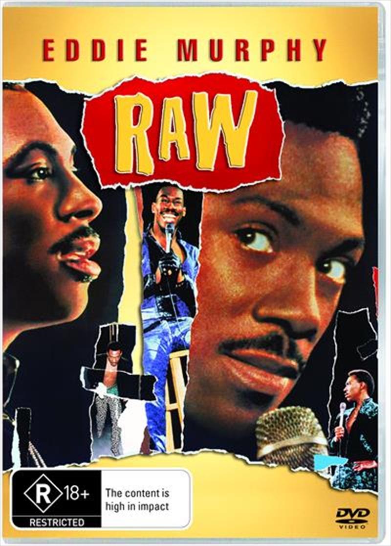 Eddie Murphy - Raw | DVD
