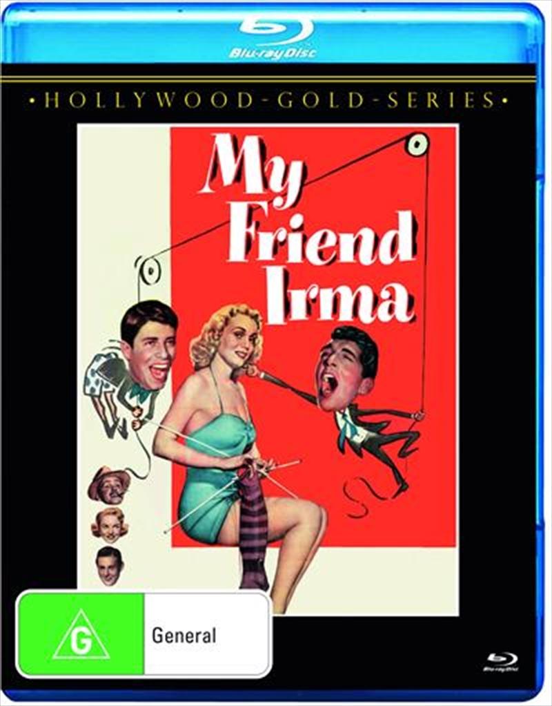 My Friend Irma | Blu-ray