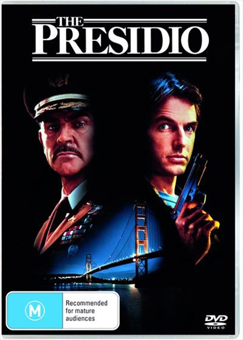 Presidio, The   DVD