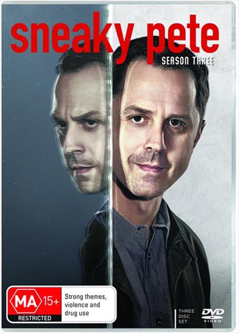 Sneaky Pete - Season 3   DVD