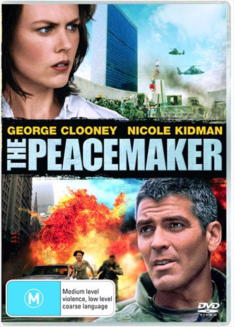 Peacemaker, The | DVD