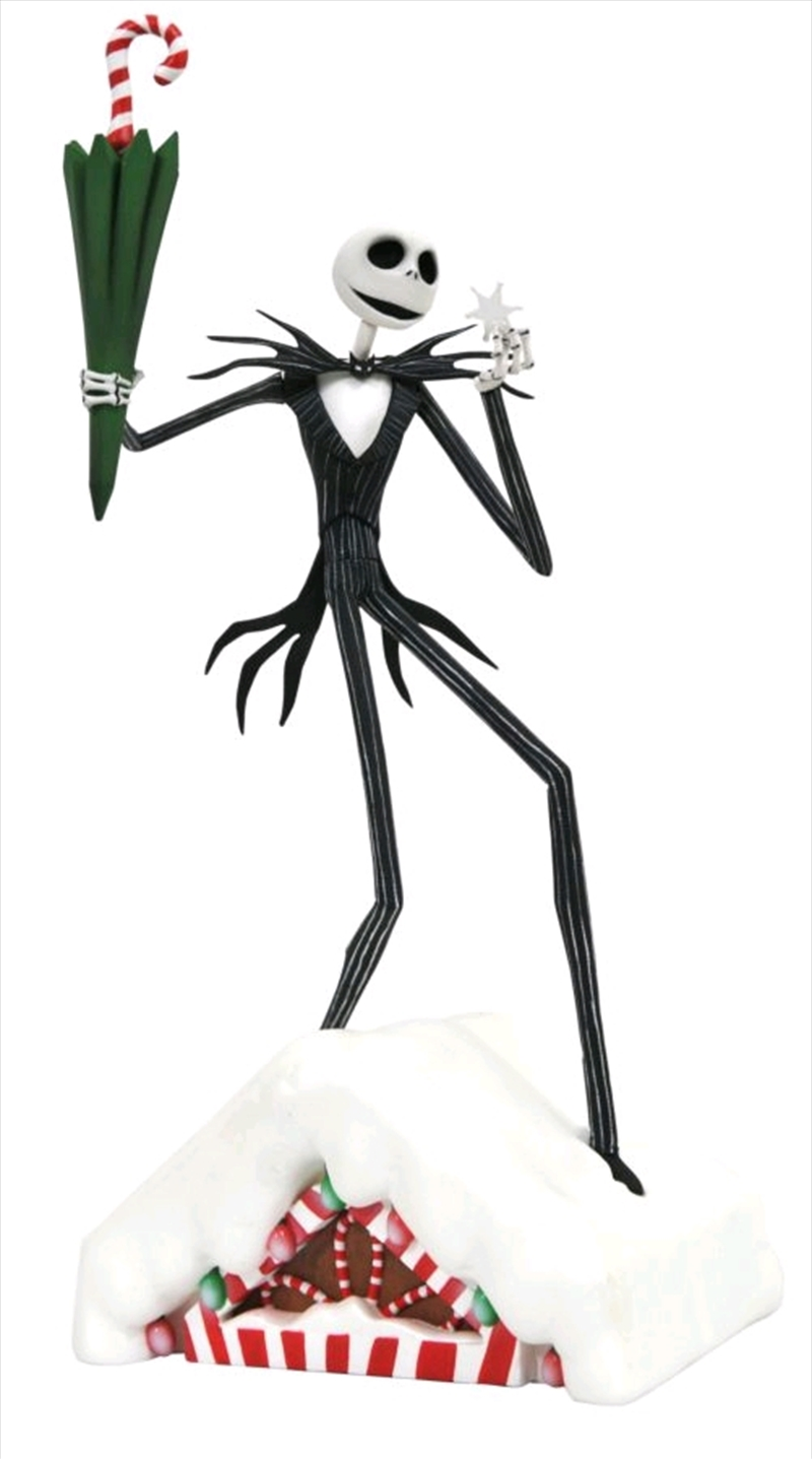 The Nightmare Before Christmas - Jack What Is This PVC Statue | Merchandise