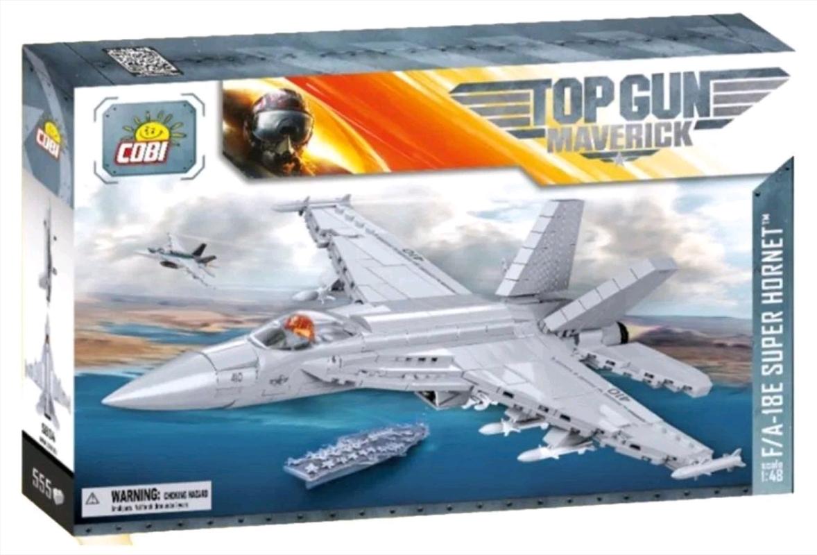 Fa 18e STop Gun - F/A-18E Super Hornet 1:48 scale 555 pieces Construction Setuper Hornet Ltd 1:48 | Miscellaneous