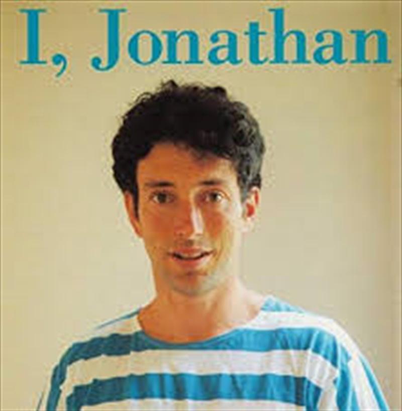 I Jonathan | Vinyl