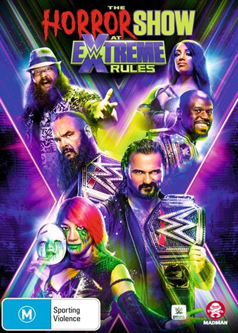 WWE - Extreme Rules 2020 | DVD