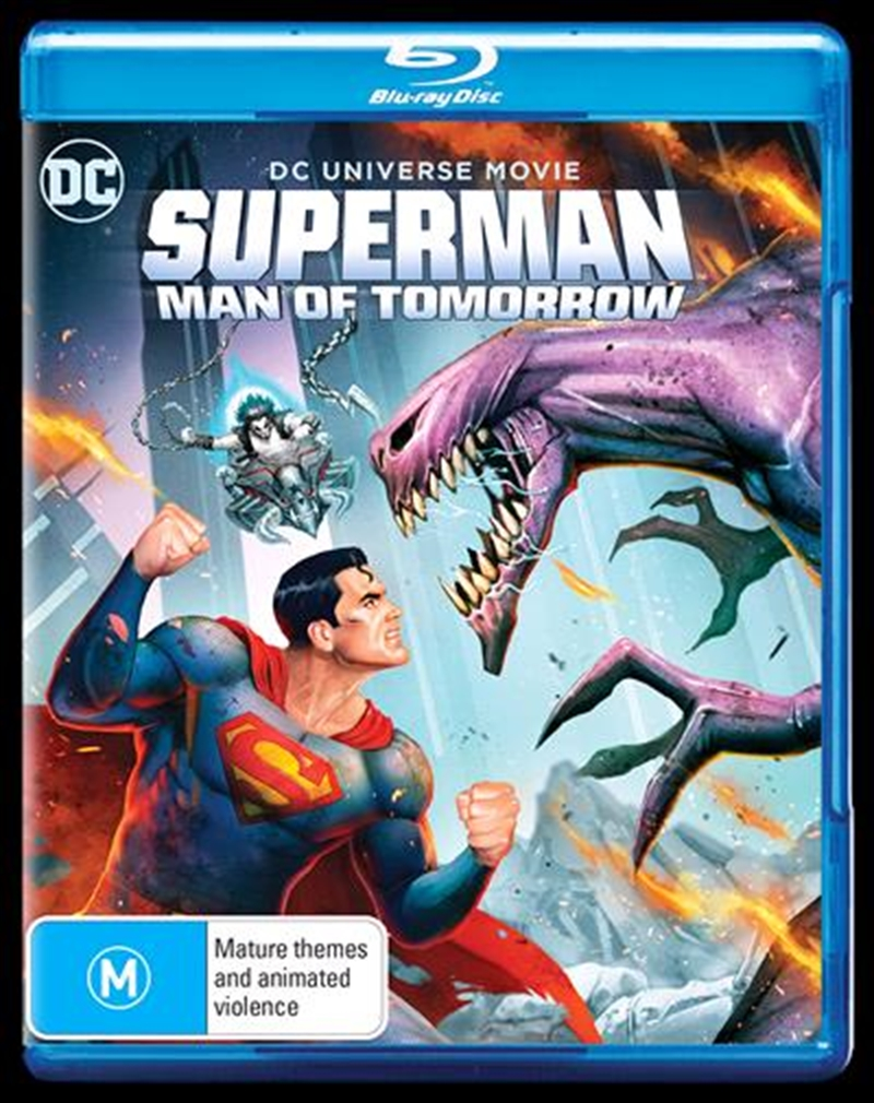 Superman - Man Of Tomorrow | Blu-ray