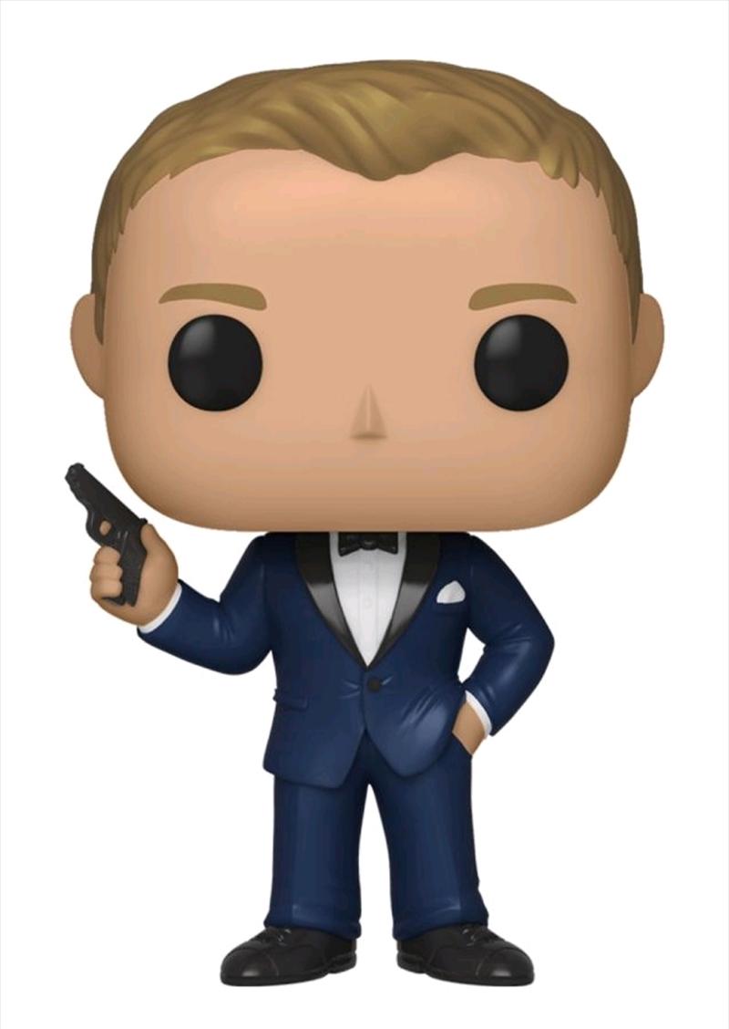 James Bond - Daniel Craig (Casino Royale) Pop! Vinyl | Pop Vinyl