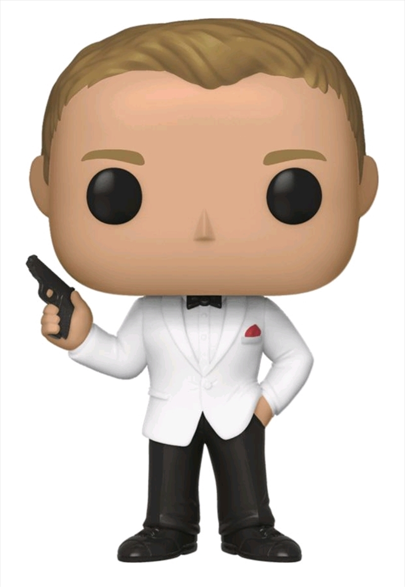 James Bond - Daniel Craig (Spectre) Specialty Series Exclusive Pop! Vinyl | Pop Vinyl