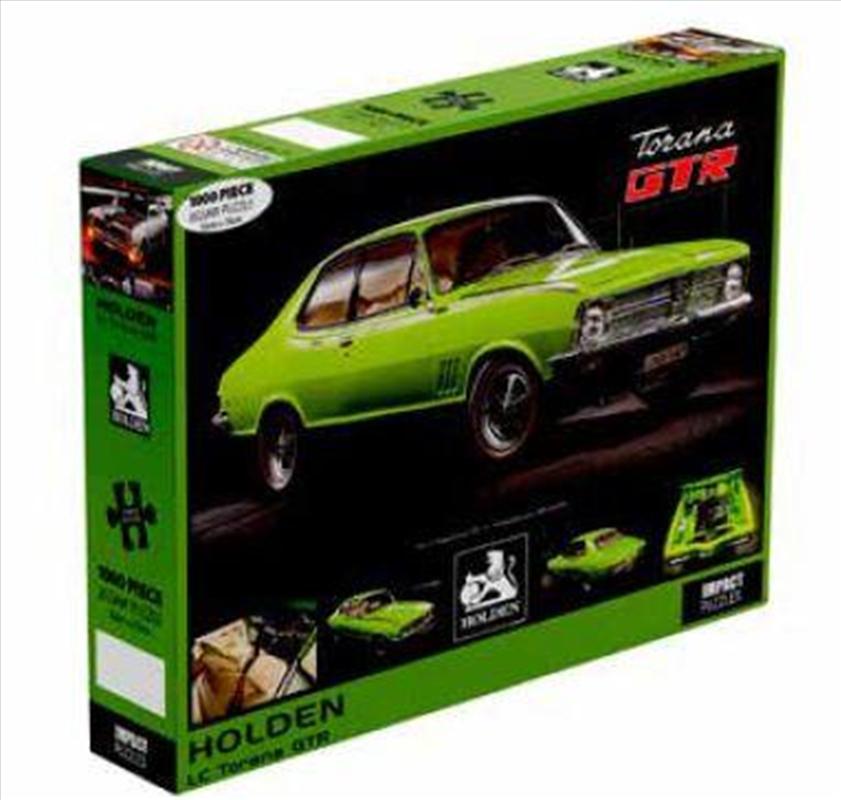 Holden: 1971 LC Torana 1000 Piece Puzzle | Merchandise