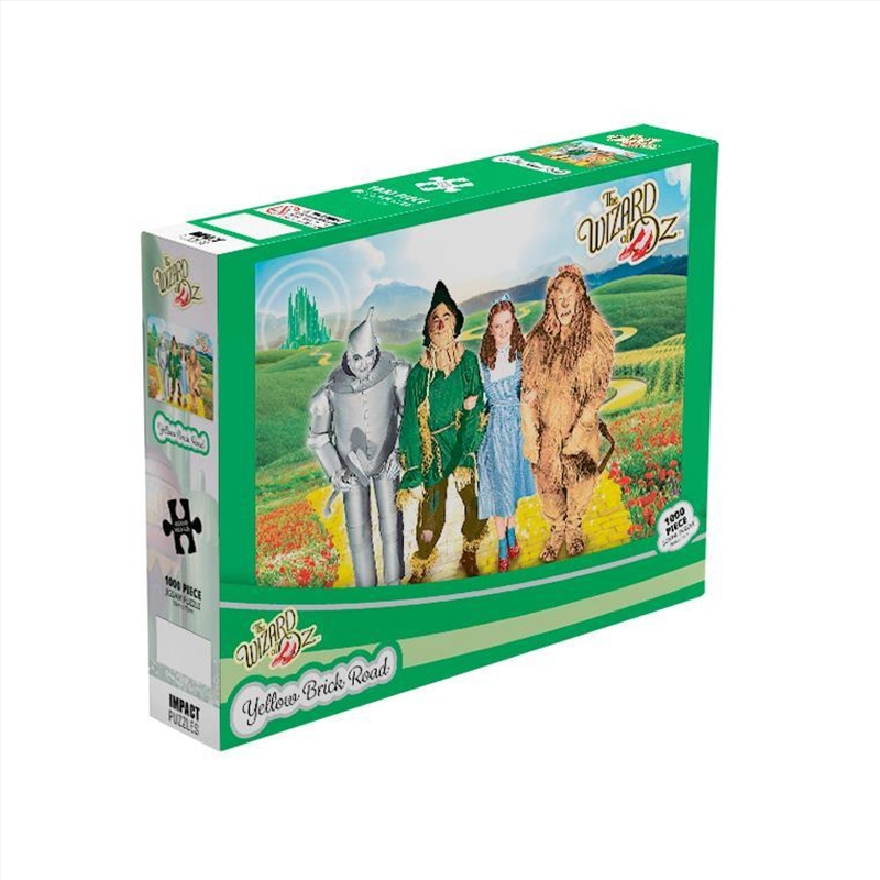 Wizard of Oz - 1000 Piece Jigsaw Puzzle | Merchandise
