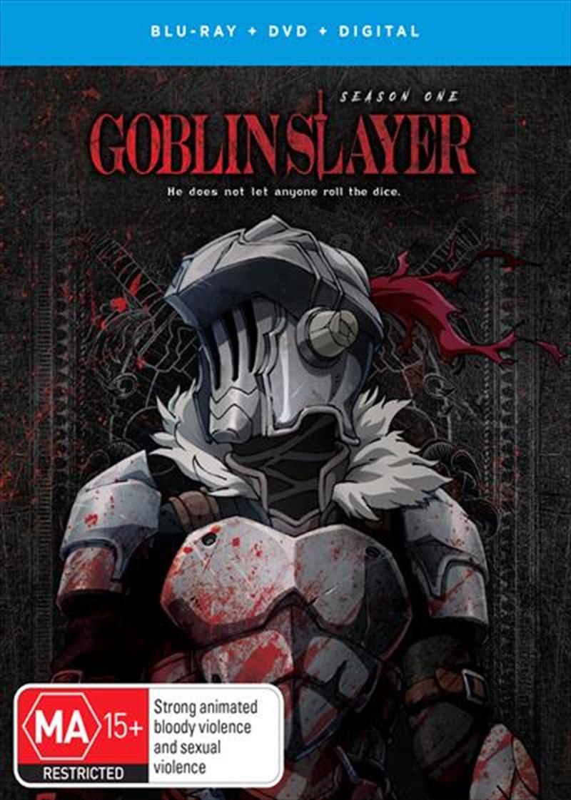 Goblin Slayer - Season 1 - Limited Edition | Blu-ray + DVD | Blu-ray/DVD