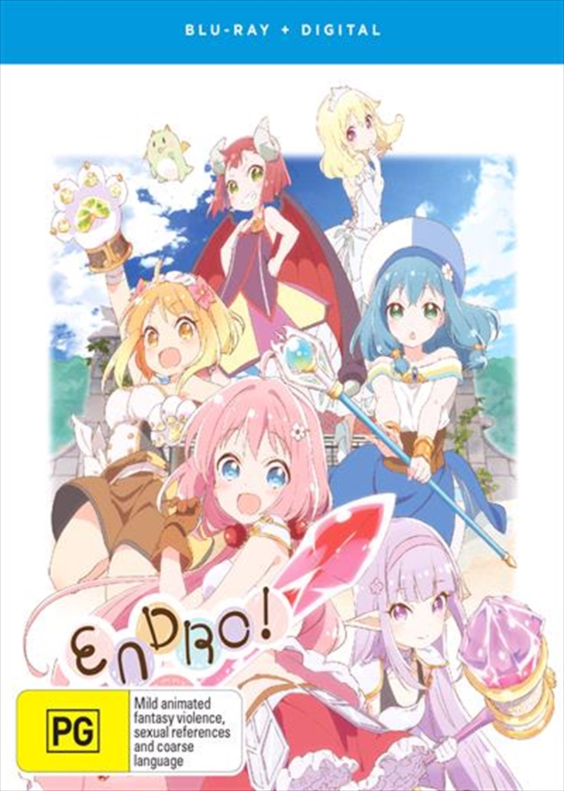 Endro! | Complete Series | Blu-ray