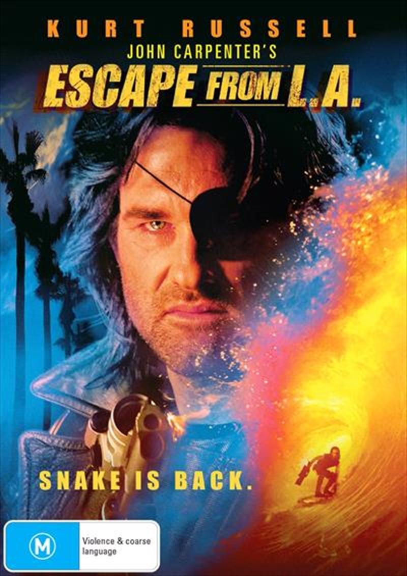 Escape From L.A. - Limited Edition | DVD
