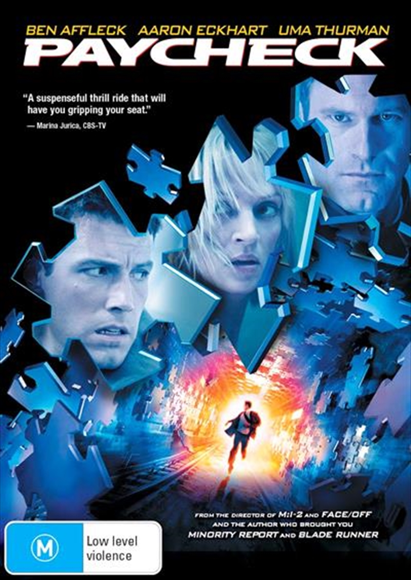 Paycheck - Limited Edition | DVD