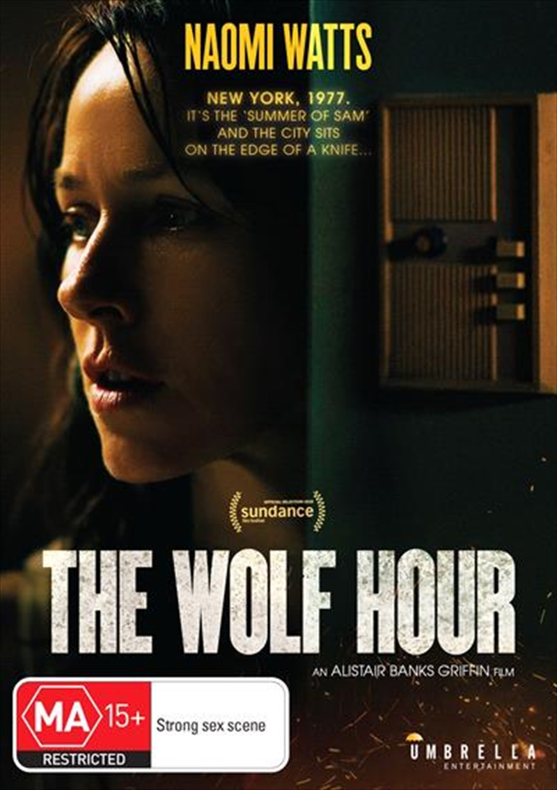 Wolf Hour, The | DVD