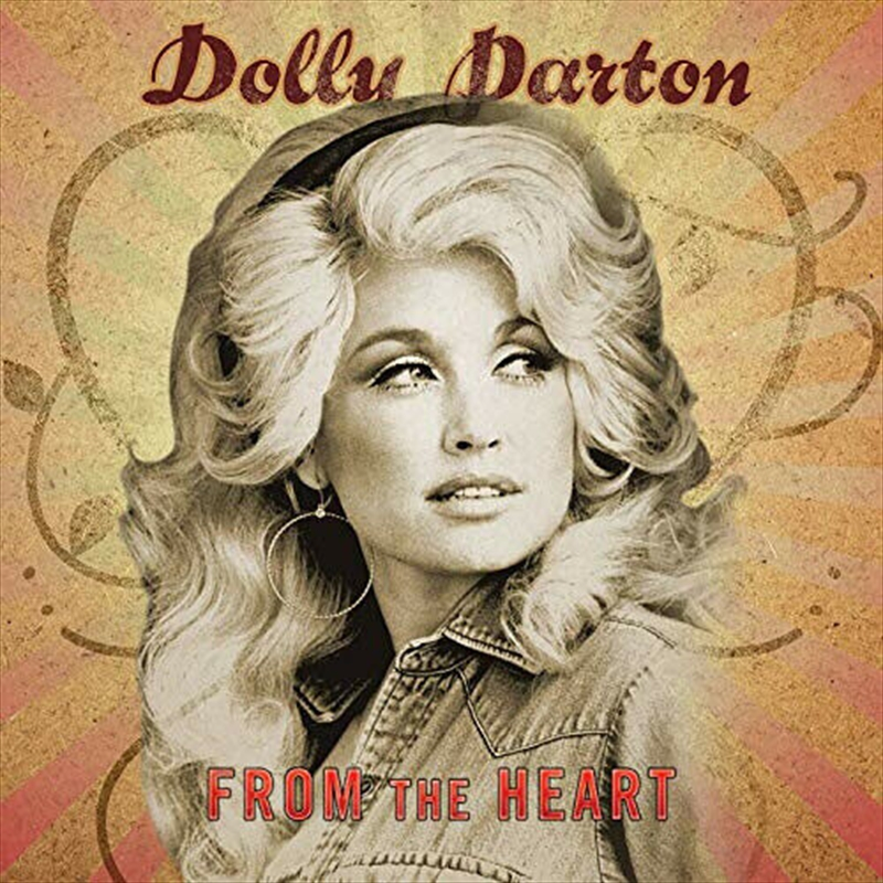 From The Heart | CD