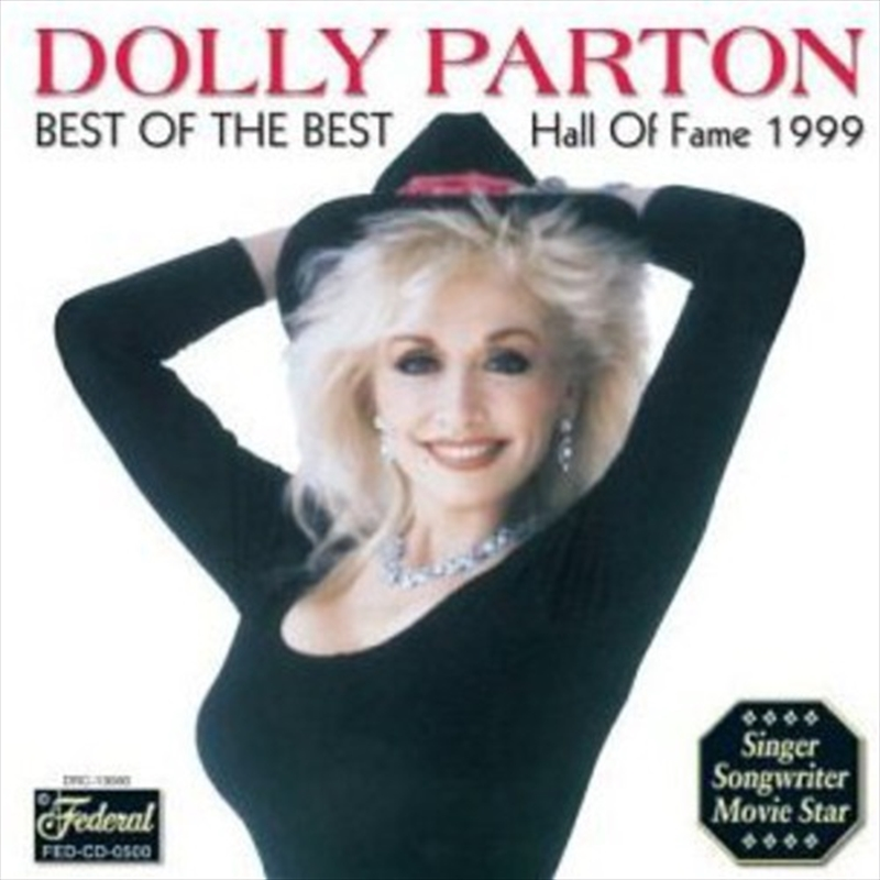 Best Of The Best: Hall Of Fame 1999 | CD