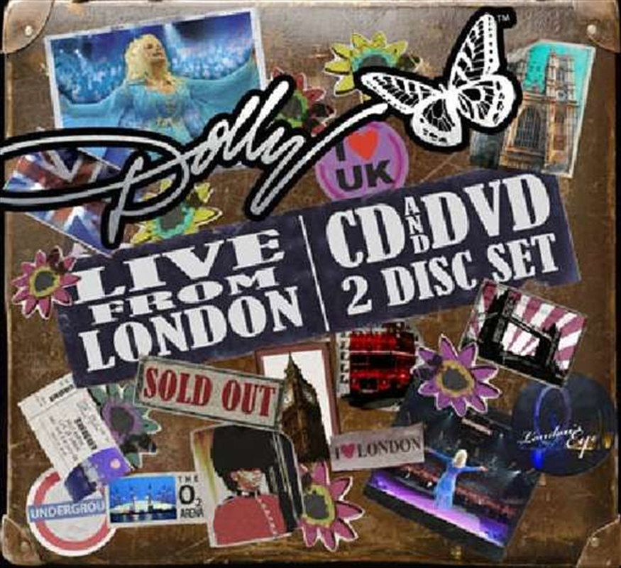 Live From London   CD
