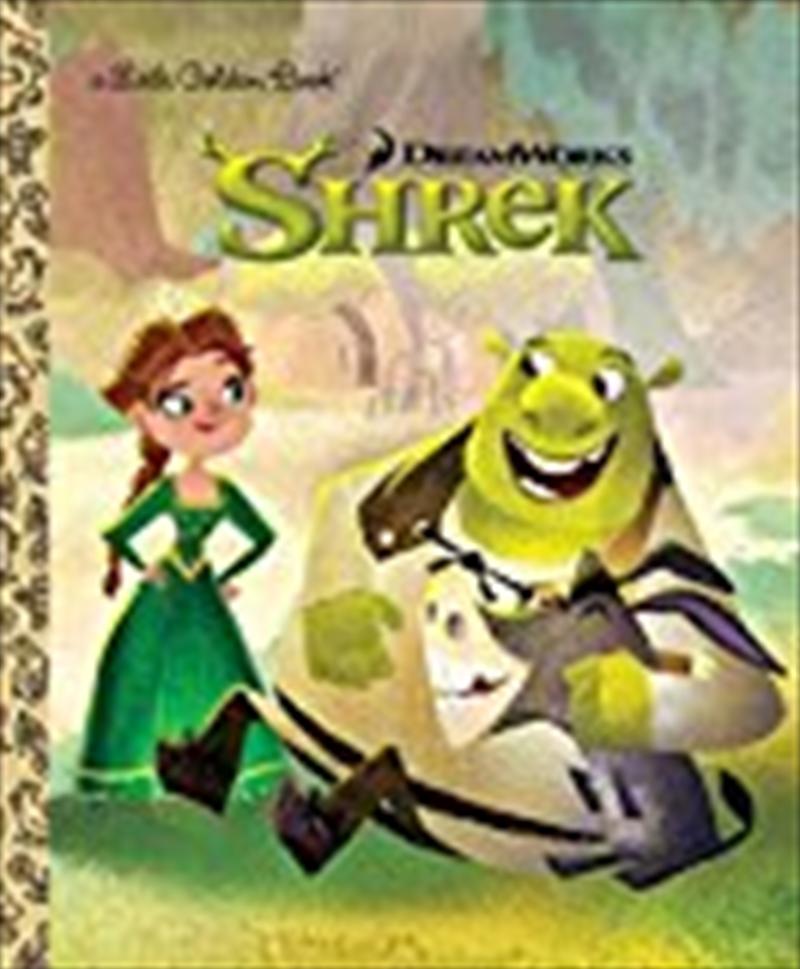 LGB Dreamworks Shrek | Hardback Book