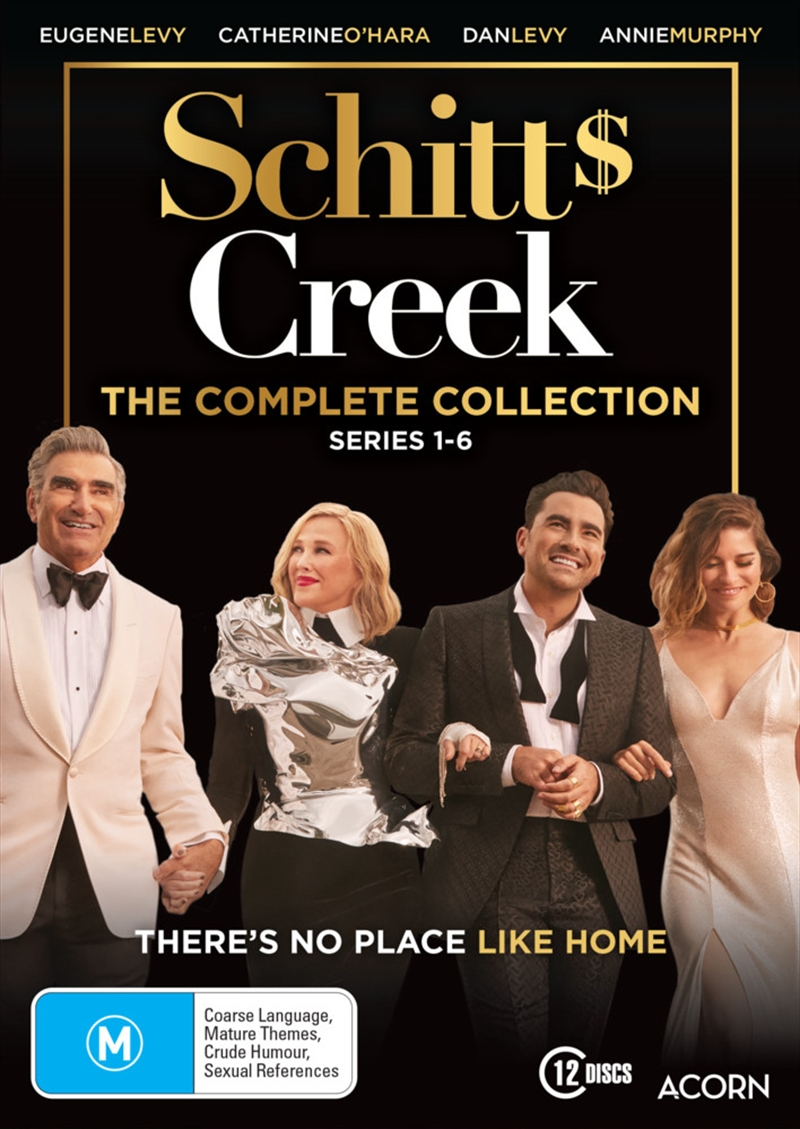 Schitt's Creek - Series 1-6 | DVD